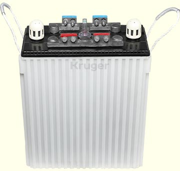 2v battery container 800Ah